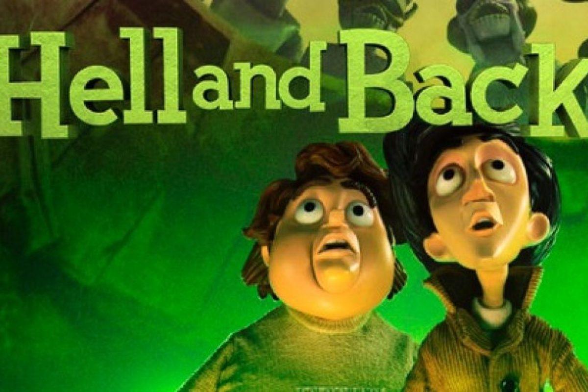 """""""Helland Back"""" – Disponible a partir del 5 de marzo.. Imagen Por:"""