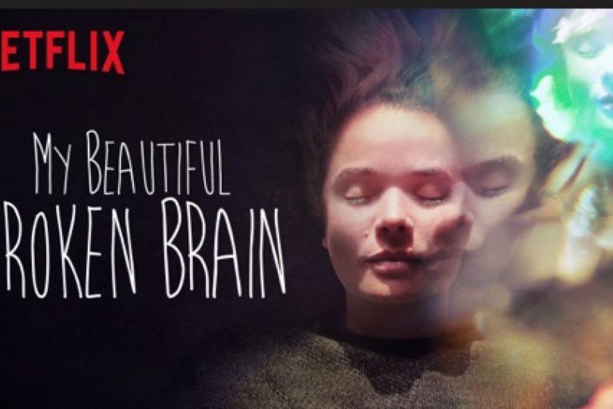 """""""My beautiful Broken Brain"""" – Disponible a partir del 18 de marzo.. Imagen Por:"""
