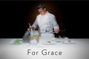 """For Grace"" – Disponible a partir del 2 de marzo.. Imagen Por:"