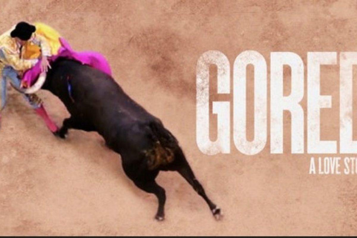 """""""Gored"""" – Disponible a partir del 1 de marzo.. Imagen Por:"""