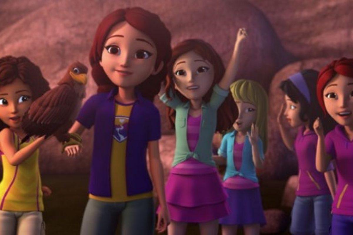 """""""LEGO FRIENDS"""" The Power of Friendship"""" temporada 1 – Disponible a partir del 4 de marzo.. Imagen Por:"""