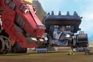 """""""Dinotrux"""" temporada 2 – Disponible a partir del 11 de marzo.. Imagen Por:"""