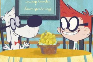 """""""El show de Peabody y Sherman"""" temporada 2 – Disponible a partir del 18 de marzo.. Imagen Por:"""