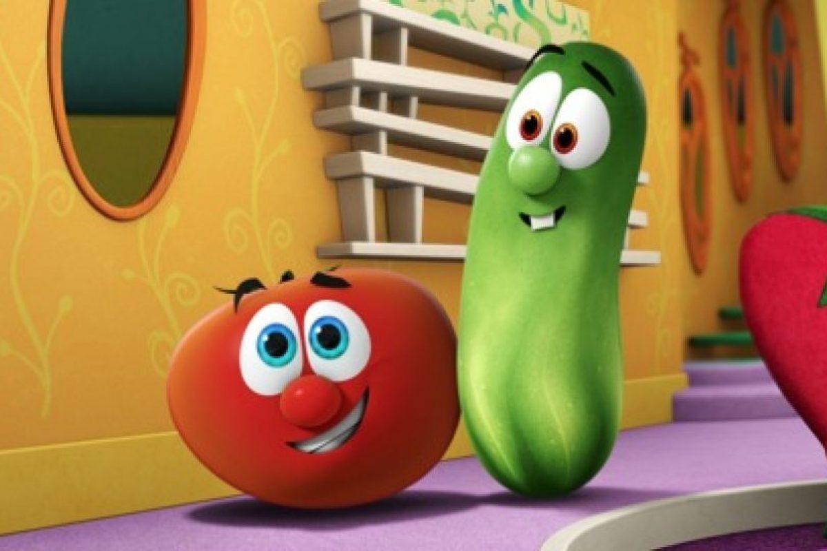 """""""Veggietales en casa"""" temporada 3 – Disponible a partir del 25 de marzo.. Imagen Por:"""