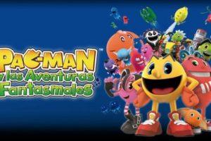 """""""Pac-Man y las aventuras fantasmales"""" temporada 2 (nuevos episodios) – Disponibles a partir del 1 de marzo.. Imagen Por:"""