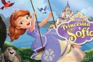 """""""Princesa Sofía"""" temporada 2 (nuevos episodios) – Disponible a partir del 27 de marzo.. Imagen Por:"""