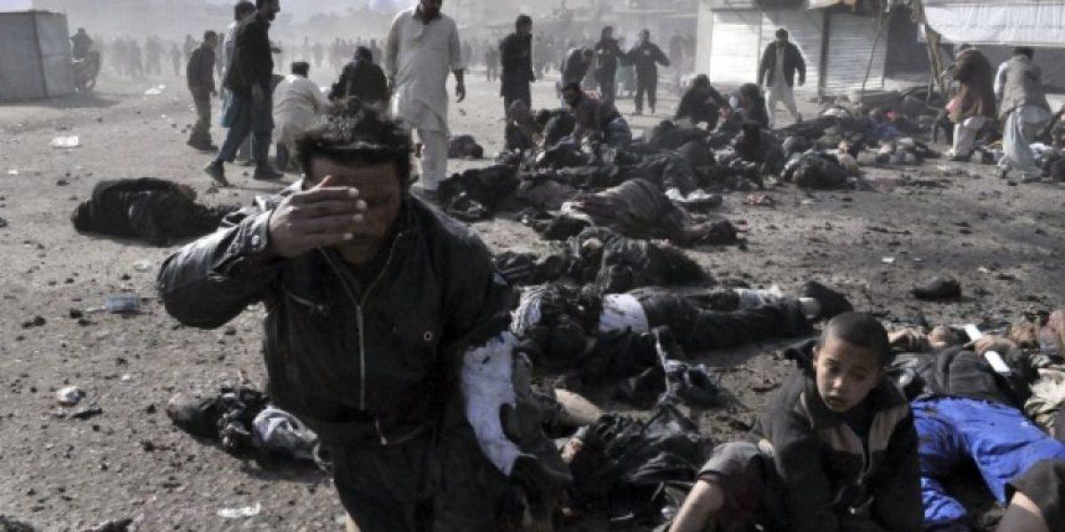Terroristas talibanes aseguran vía Twitter que mataron a 23 personas en Afganistán
