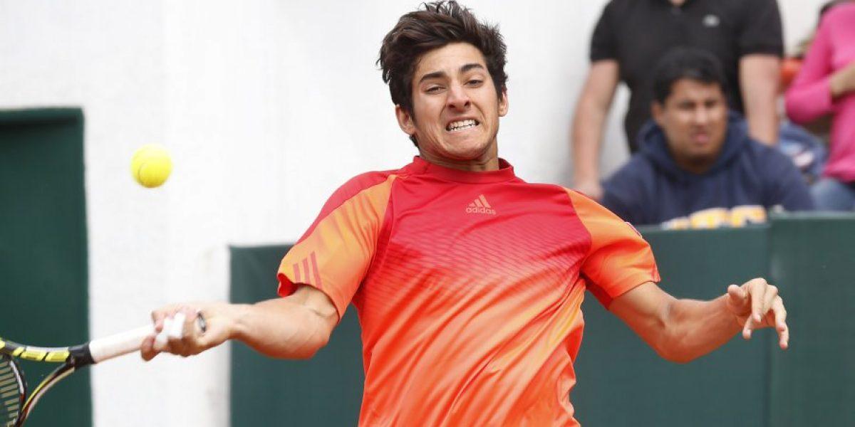 Llega encendido para la Davis: Christian Garín se coronó campeón en España