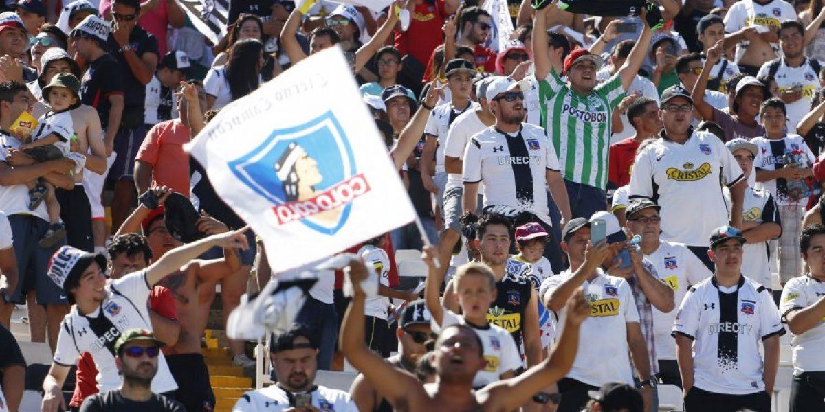 La idea de Mosa: Colo Colo pedirá formalmente el regreso del bombo al Monumental
