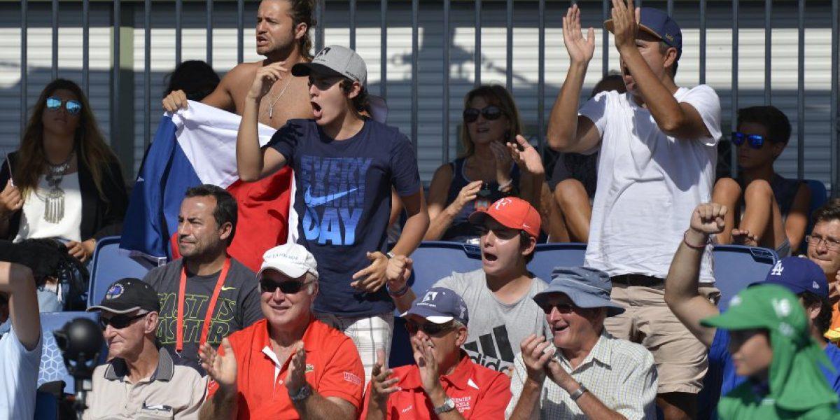 No habrá final chilena: Hans Podlipnik quedó eliminado del dobles en Sao Paulo