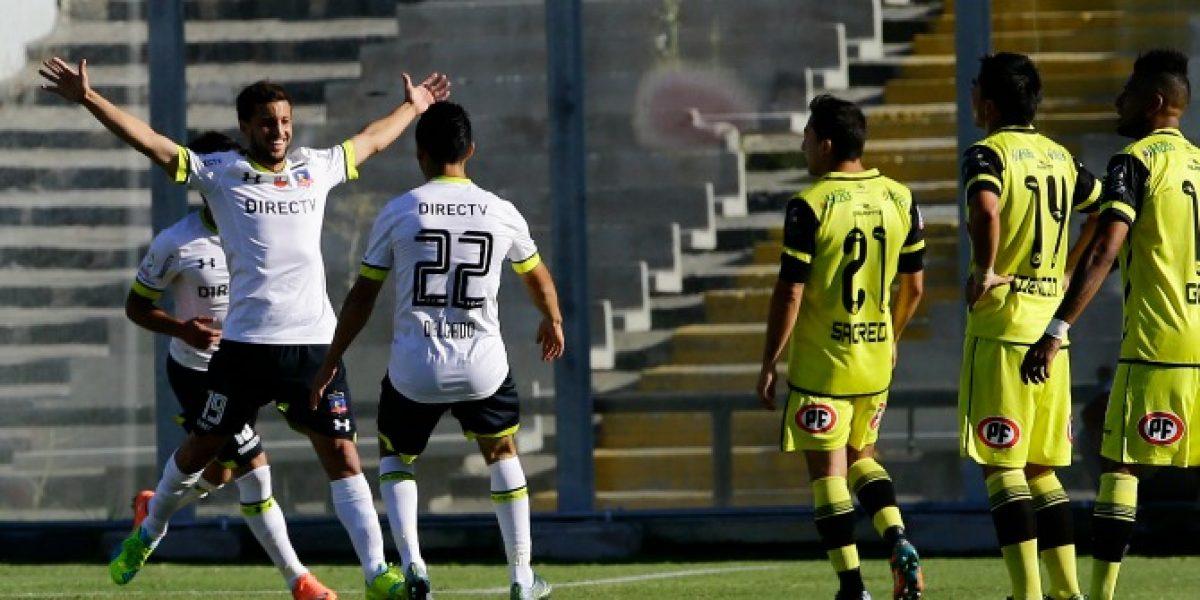 En Directo: Colo Colo vs. San Luis