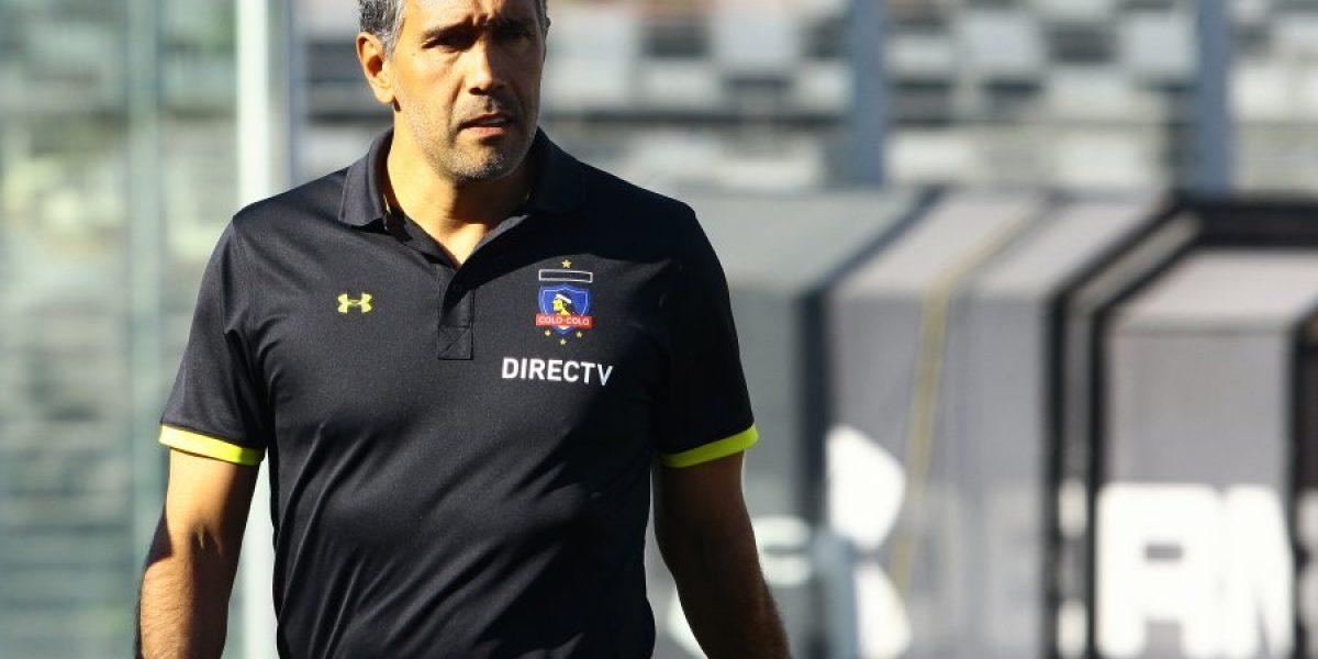 Colo Colo aprovechó un gran primer tiempo para vencer a San Luis y ser líder