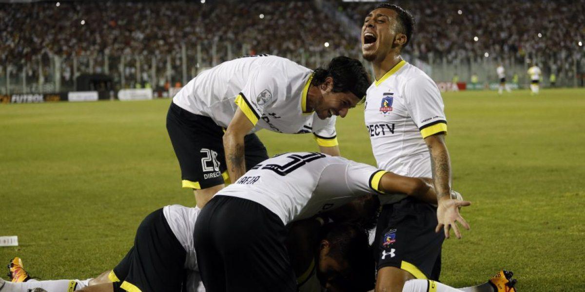 Colo Colo arriesga ser sancionado en la Libertadores por culpa de sus barristas