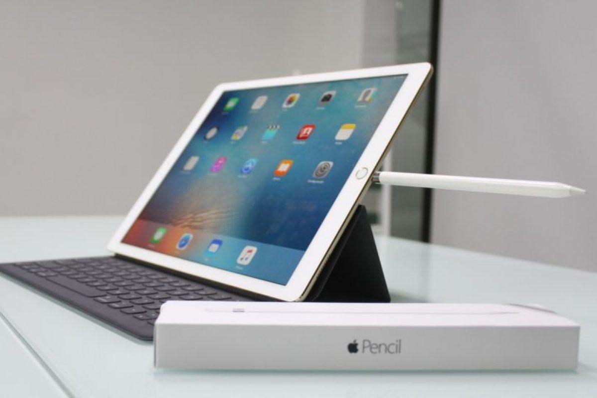 iPad Pro es la tableta más grande jamás creada por Apple. Foto:Nicolás Corte. Imagen Por: