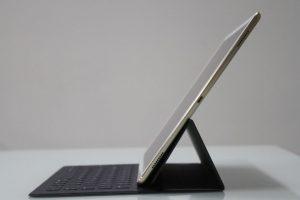 iPad Pro con el SmartKeyboard. Foto:Nicolás Corte. Imagen Por: