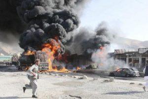 Según el diario The New York Times, había organizado una rebelión local contra los talibanes. Foto:Getty Images. Imagen Por: