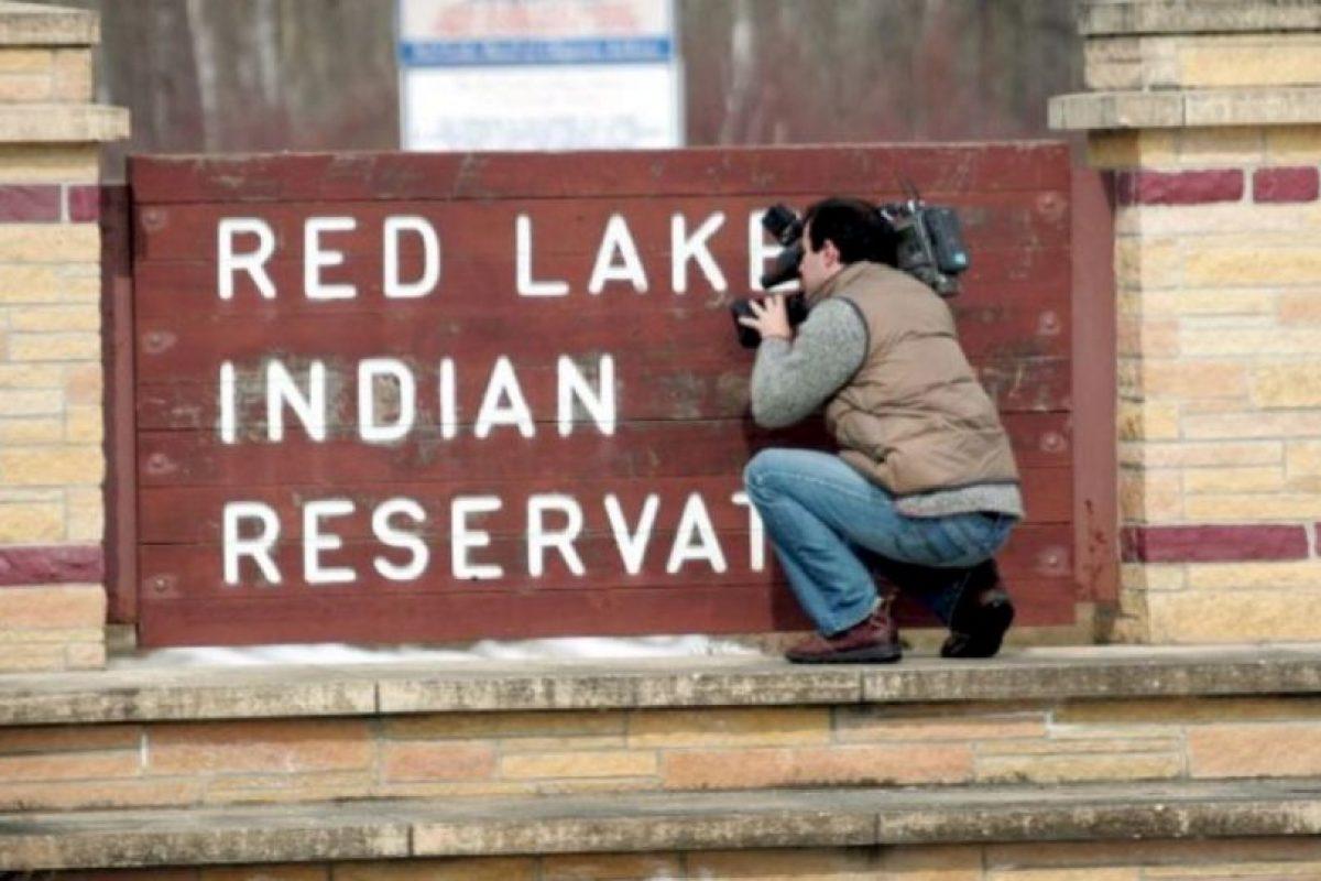 Minnesota – 21 de marzo de 2005 Foto:Getty Images. Imagen Por:
