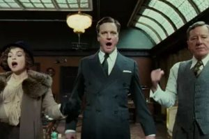 """En """"El discurso del rey"""" la trama gira en torno a Jorge VI quien, para vencer la tartamudez, acude al fonoaudiólogo australiano Lionel Logue. En 2011, ganó cuatro premios Oscar: mejor película, mejor director, mejor actor y mejor guión original. Foto:UK Film Council. Imagen Por:"""