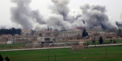 La tregua en Siria se tambalea: aviones bombardean zonas del norte y centro del país