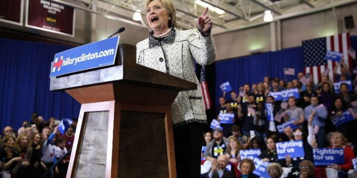 EEUU: Hillary Clinton gana primarias demócratas en Carolina del Sur