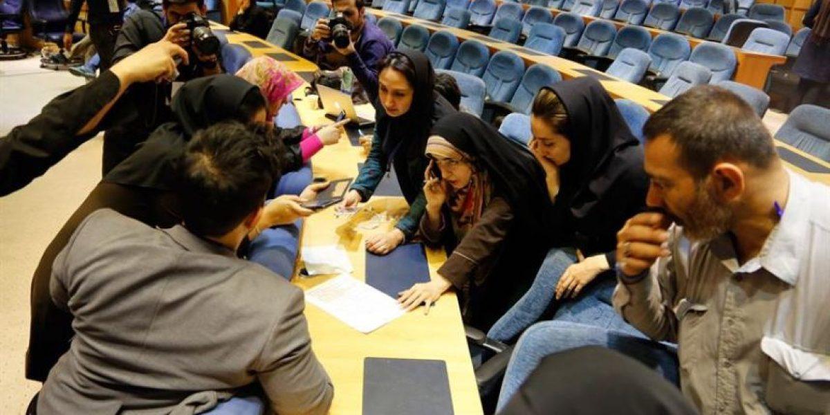 Los reformistas encabezan en Teherán los resultados parciales de las legislativas