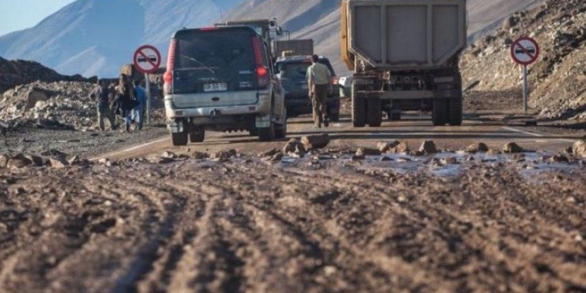Onemi: se mantienen zonas sin suministro de agua potable tras lluvias en el norte