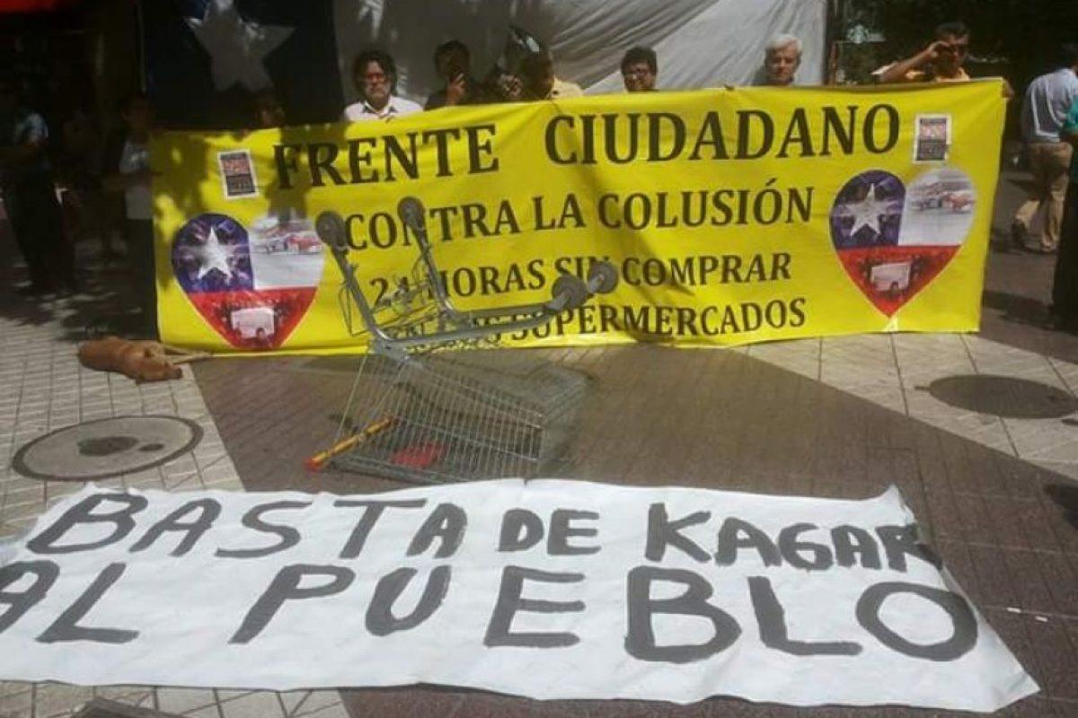 Vía Facebook Foto:Frente Ciudadano. Imagen Por: