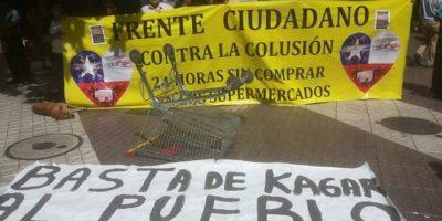 Ciudadanos llaman a boicotear hoy supermercados del país