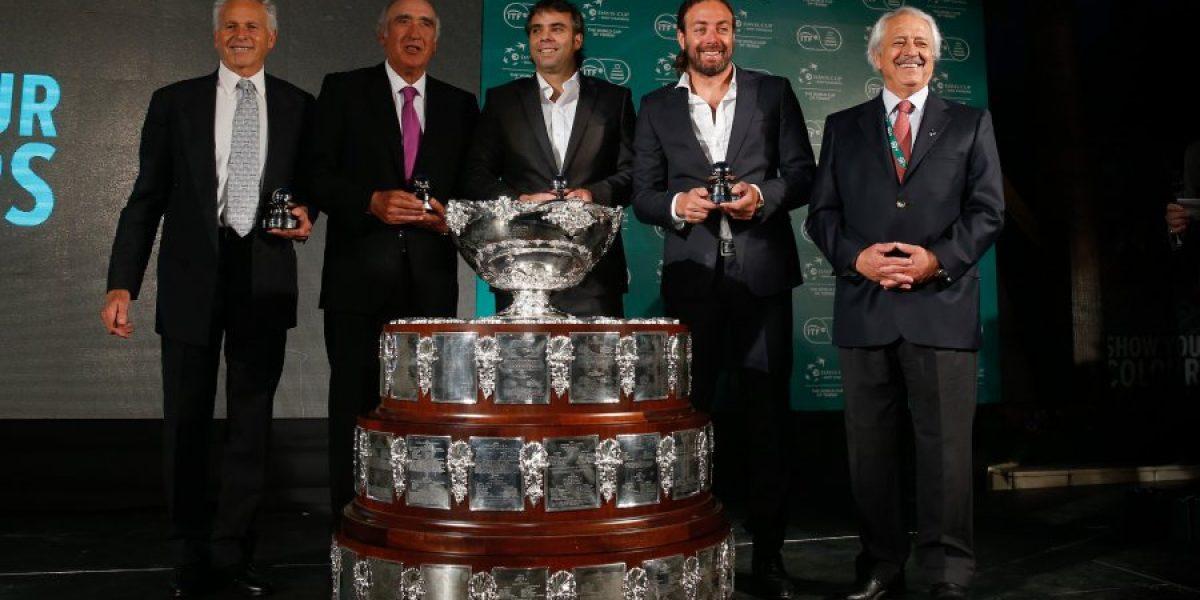 González y serie de Copa Davis: