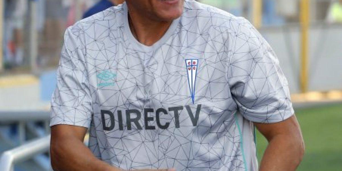 Salas advierte a Colo Colo: