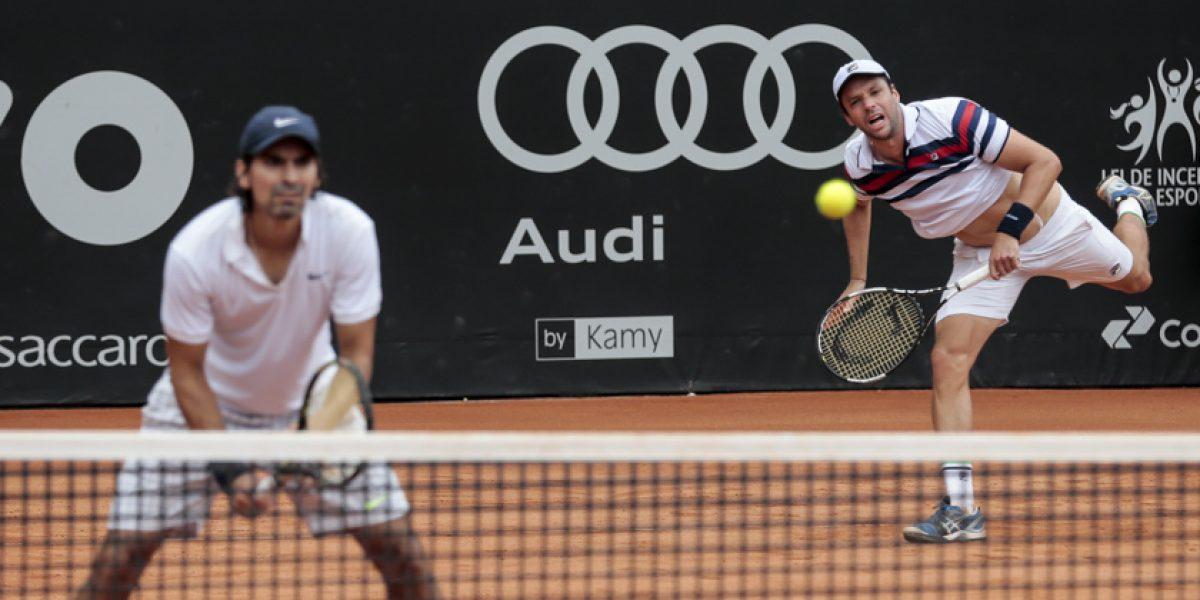 Julio Peralta consiguió su primer título ATP y crece su sueño de llegar a Río 2016