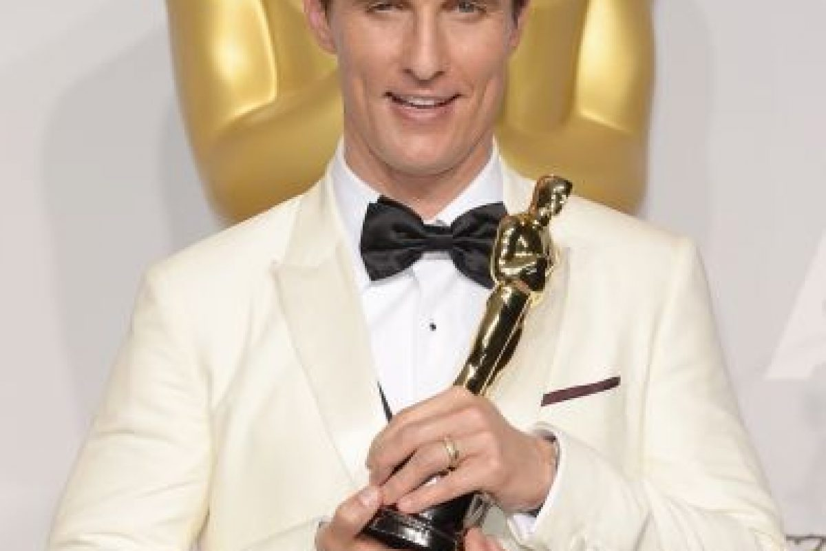 """Perdió el premio frente a Matthew McConaughey que lo ganó por """"Dallas Buyers Club"""" Foto:Getty Images. Imagen Por:"""