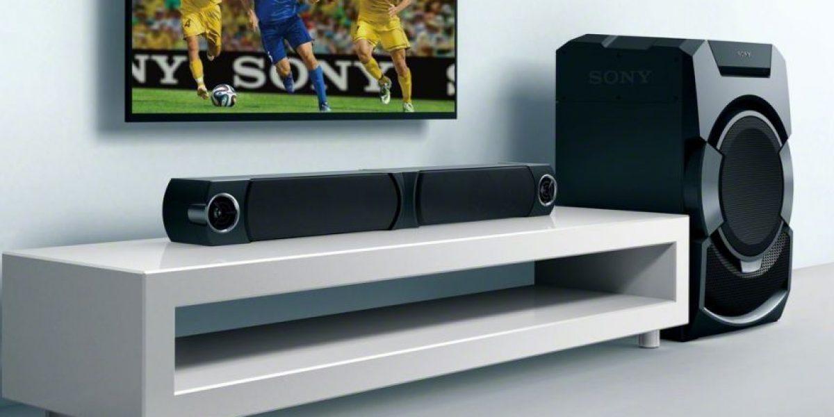 Sony GT5: un sistema de audio para armar la fiesta donde quieras