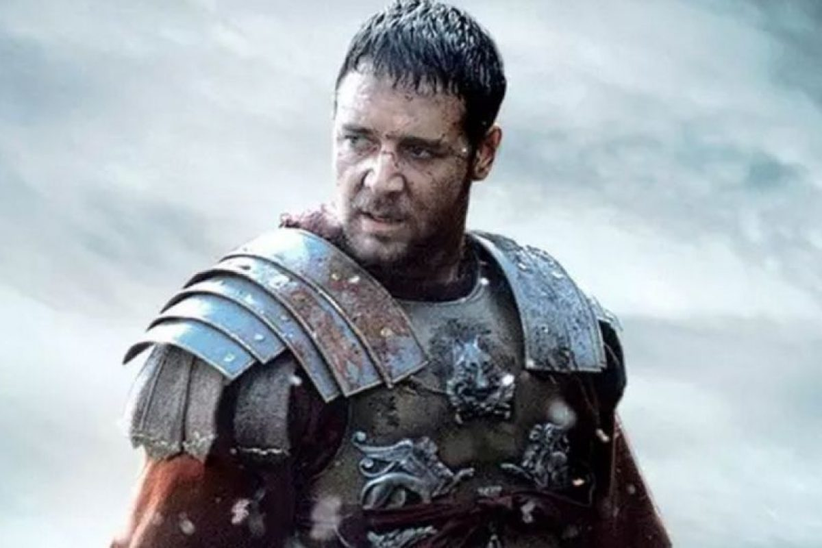 """""""Gladiator"""" es una película épica del género péplum estrenada en el año 2000. Ganó cinco Oscar en la 73ª edición de la Academia estadounidense entre los que se destaca el de mejor película y mejor actor. Foto:Scott Free Productions. Imagen Por:"""