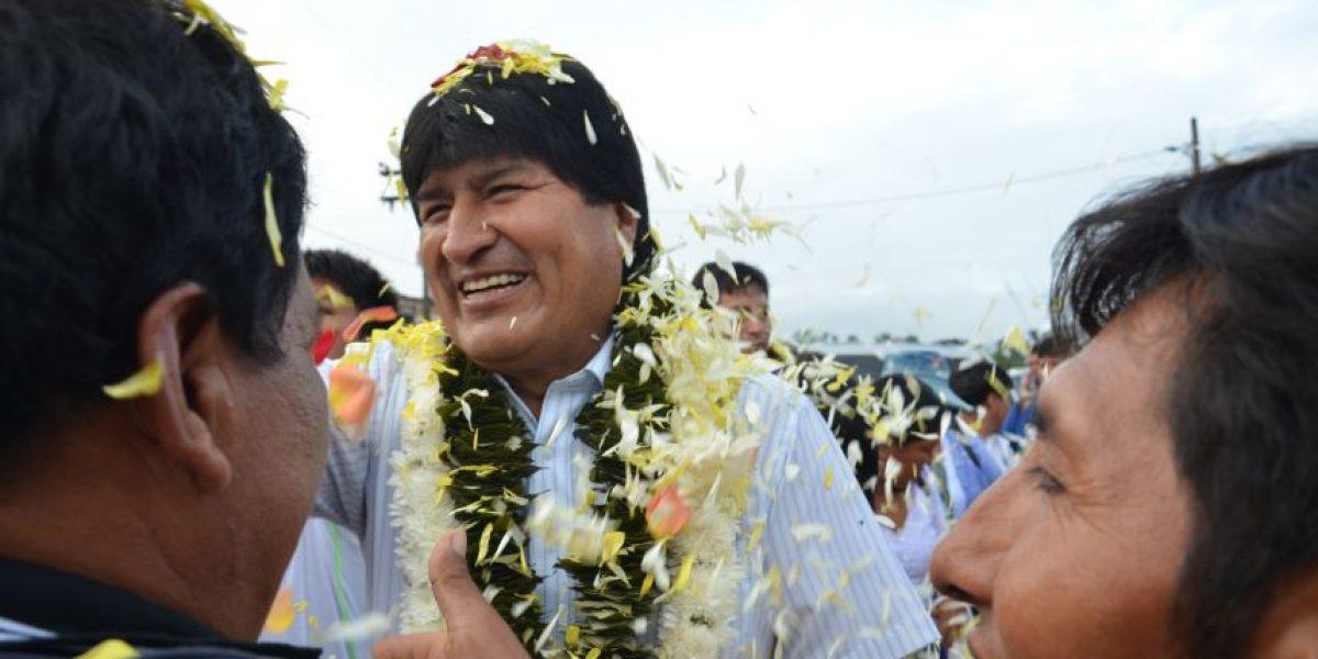Morales dice que si el niño que tuvo con Zapata vive quiere quedarse con él