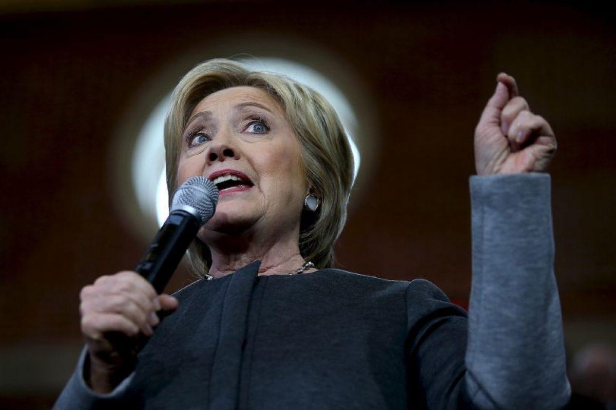 De 2009 a 2013, fue Secretaria de Estado, en la primera administración del presidente Barack Obama. Foto:AFP. Imagen Por: