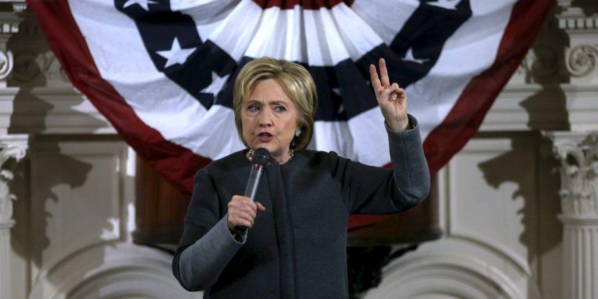 Clinton, la favorita del Partido Demócrata para el
