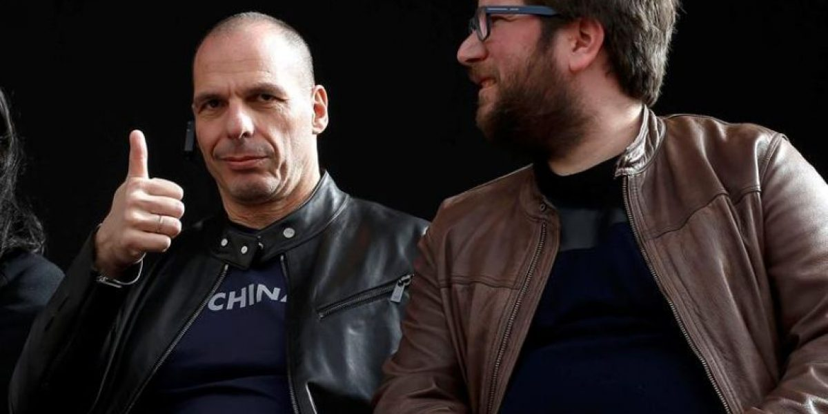 El Partido Laborista británico suma a Varoufakis como asesor