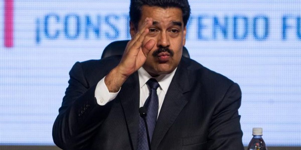 Maduro condena ley de amnistía que pretende aprobar oposición