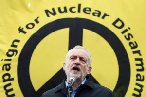 Jeremy Corbyn, líder laborista. Foto:Efe. Imagen Por: