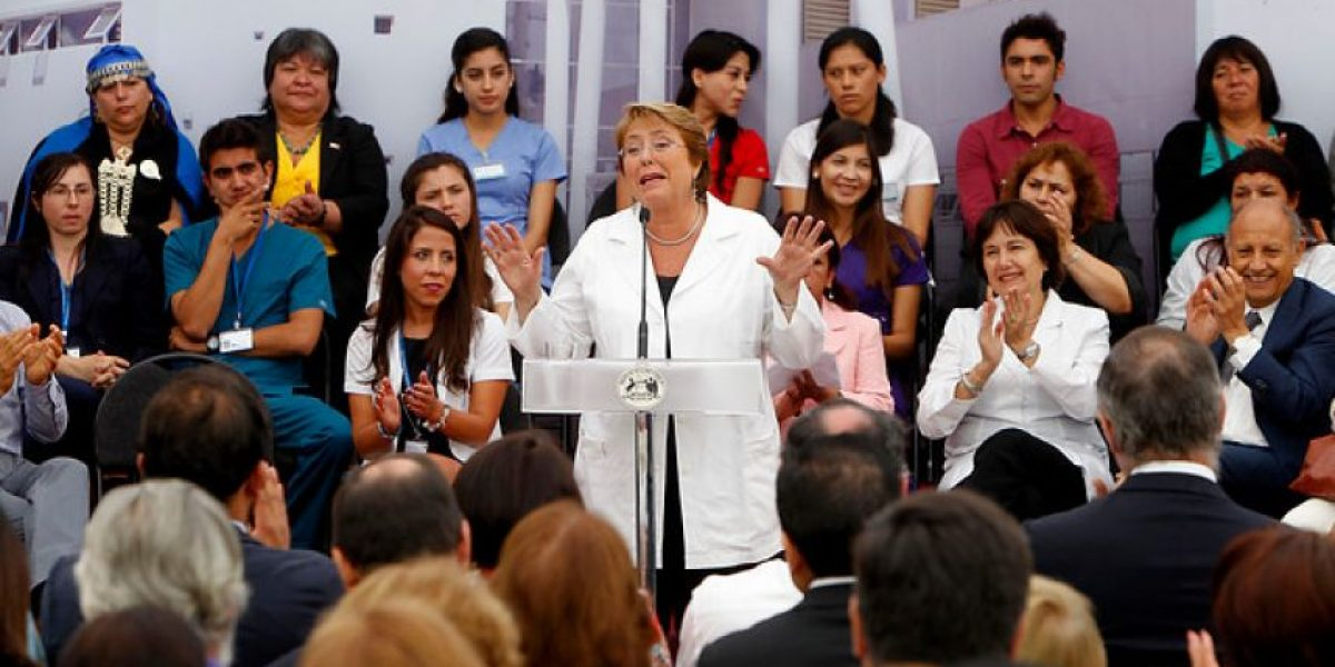 Bachelet y recorte fiscal: