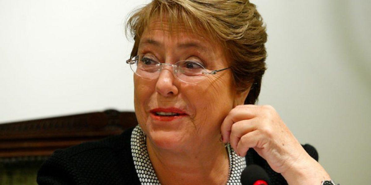 Presidenta Bachelet encabeza consejo de gabinete marcado por reajuste fiscal