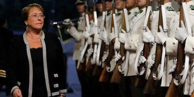 Cadem: Humor político en Viña impactó aprobación de la Presidenta Bachelet