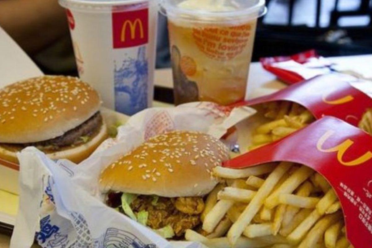 5. Cocinero de restaurante de comida rápida Foto:Wikipedia.org. Imagen Por: