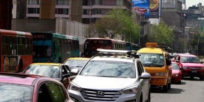 En un 25% aumentó el flujo vehicular en la capital este
