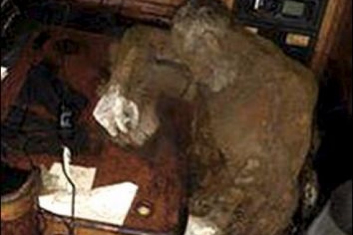 El cuerpo de un turista fue encontrado en un yate Foto:Facebook.com/barobo.policestation. Imagen Por: