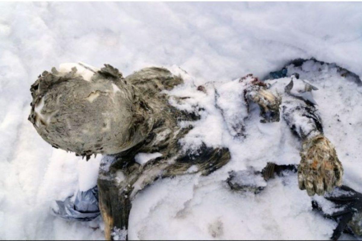 En el caso de los alpinistas encontrados en el Pico de Orizaba, se debe al frío extremo y constante del volcán Foto:AFP. Imagen Por: