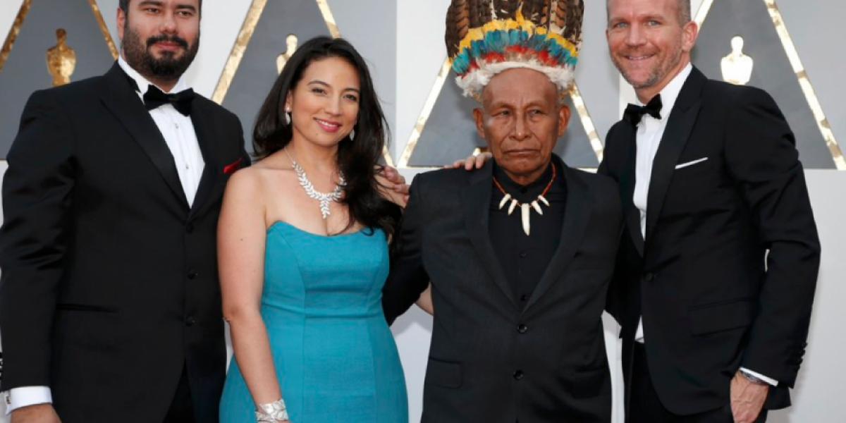 Ellos son los latinos que triunfaron en los Premios Oscar 2016