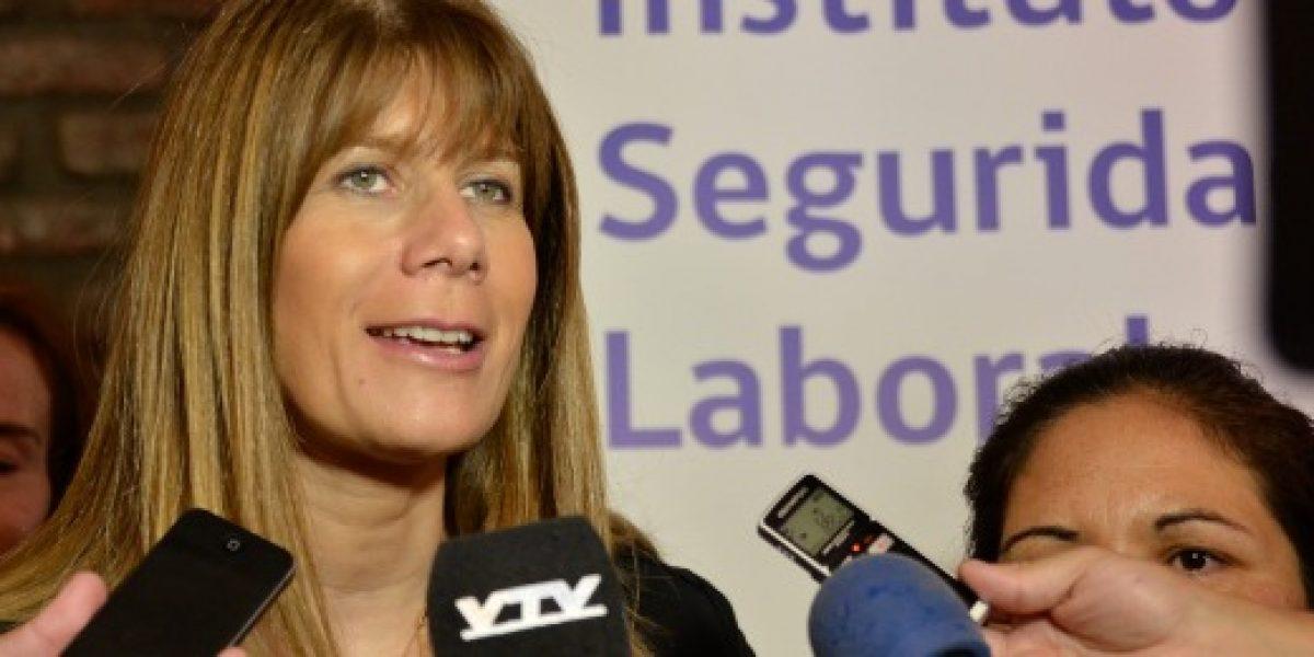 """Ministra Rincón: """"siempre va a ser una buena noticia que el desempleo no aumente"""