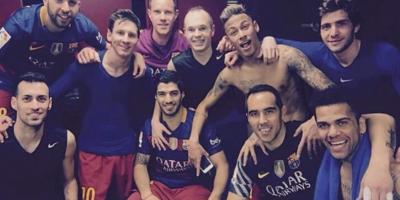 ¿Foto de Barcelona tiene mensaje oculto para Cristiano Ronaldo?